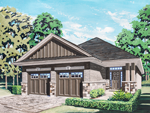 The Somerset <br>1,397 sq. ft.
